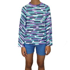 Fast Capsules 3 Kids  Long Sleeve Swimwear