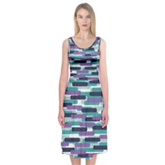 Fast Capsules 3 Midi Sleeveless Dress