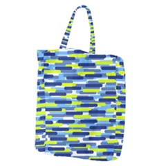 Fast Capsules 5 Giant Grocery Zipper Tote
