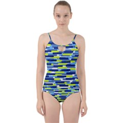 Fast Capsules 5 Cut Out Top Tankini Set