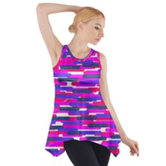 Fast Capsules 6 Side Drop Tank Tunic