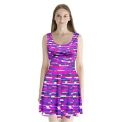 Fast Capsules 6 Split Back Mini Dress