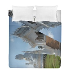 20180115 125817 Hdr Duvet Cover Double Side (full/ Double Size)