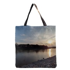 20180115 171420 Hdr Grocery Tote Bag