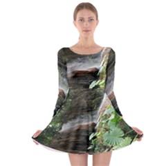 20180112 123030 Long Sleeve Skater Dress