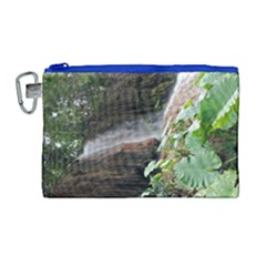 20180112 123030 Canvas Cosmetic Bag (large)