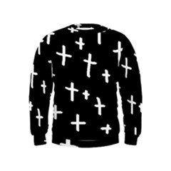 White Cross Kids  Sweatshirt