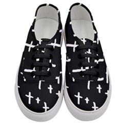 White Cross Women s Classic Low Top Sneakers