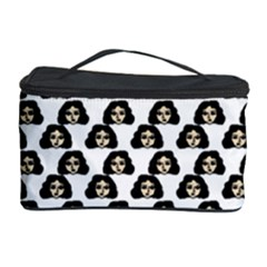 Angry Girl Pattern Cosmetic Storage Case