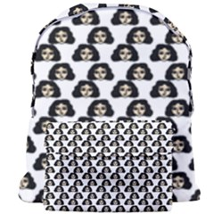 Angry Girl Pattern Giant Full Print Backpack