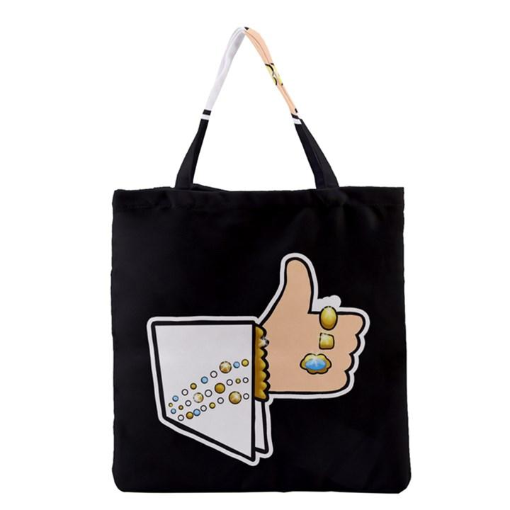 Elvis - Like Grocery Tote Bag