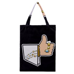 Elvis   Like Classic Tote Bag