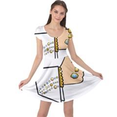 Elvis   Like Cap Sleeve Dress