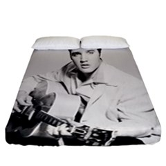 Elvis Presley Fitted Sheet (california King Size)