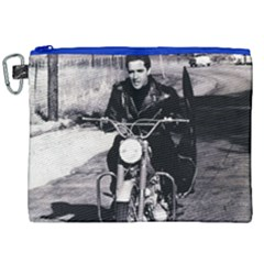 Elvis Presley Canvas Cosmetic Bag (xxl)