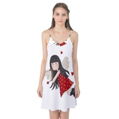 Cupid Girl Camis Nightgown