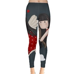 Cupid Girl Leggings