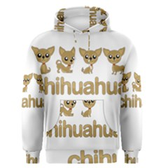 Chihuahua Men s Pullover Hoodie