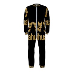 Chihuahua Onepiece Jumpsuit (kids)