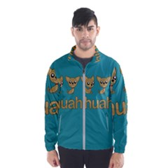 Chihuahua Wind Breaker (men)