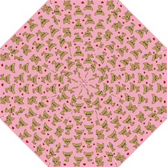 Chihuahua Pattern Golf Umbrellas