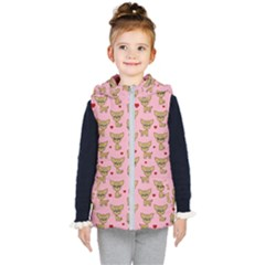 Chihuahua Pattern Kid s Puffer Vest