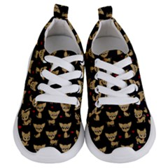 Chihuahua Pattern Kids  Lightweight Sports Shoes