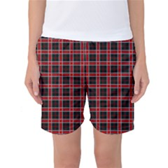 Coke Tartan Women s Basketball Shorts