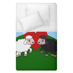 Valentines Day   Sheep  Duvet Cover (single Size)