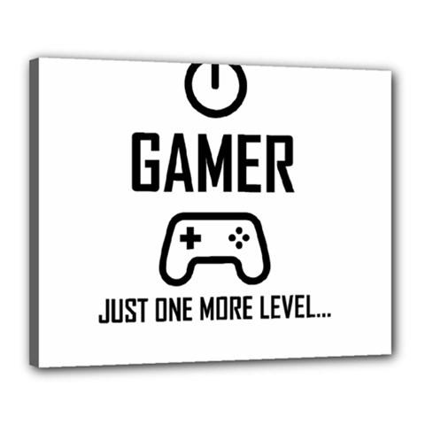 Gamer Canvas 20  X 16