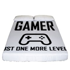 Gamer Fitted Sheet (queen Size)