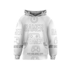 Gamer Kids  Pullover Hoodie