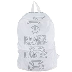 Gamer Foldable Lightweight Backpack