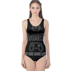 Gamer One Piece Swimsuit