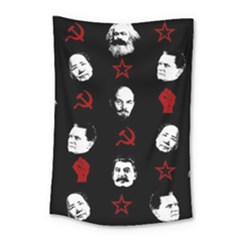 Communist Leaders Small Tapestry