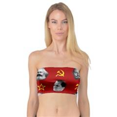 Communist Leaders Bandeau Top