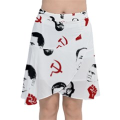 Communist Leaders Chiffon Wrap
