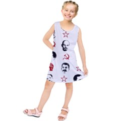Communist Leaders Kids  Tunic Dress