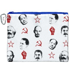 Communist Leaders Canvas Cosmetic Bag (xxxl)