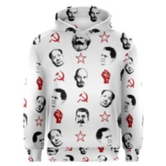 Communist Leaders Men s Overhead Hoodie