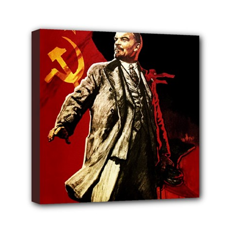 Lenin  Canvas Travel Bag
