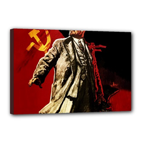 Lenin  Canvas 18  X 12