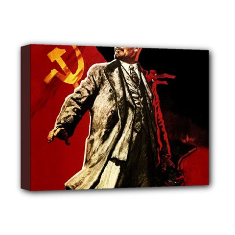 Lenin  Deluxe Canvas 16  X 12
