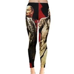 Lenin  Leggings