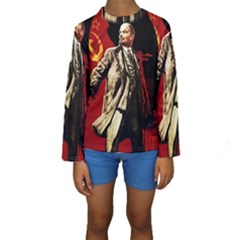 Lenin  Kids  Long Sleeve Swimwear