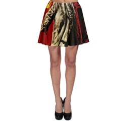 Lenin  Skater Skirt