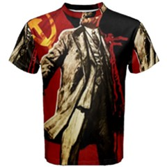 Lenin  Men s Cotton Tee