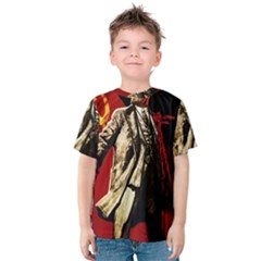 Lenin  Kids  Cotton Tee