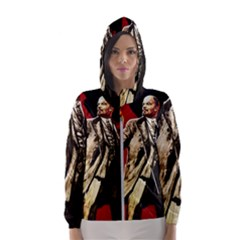 Lenin  Hooded Wind Breaker (women)