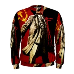 Lenin  Men s Sweatshirt
